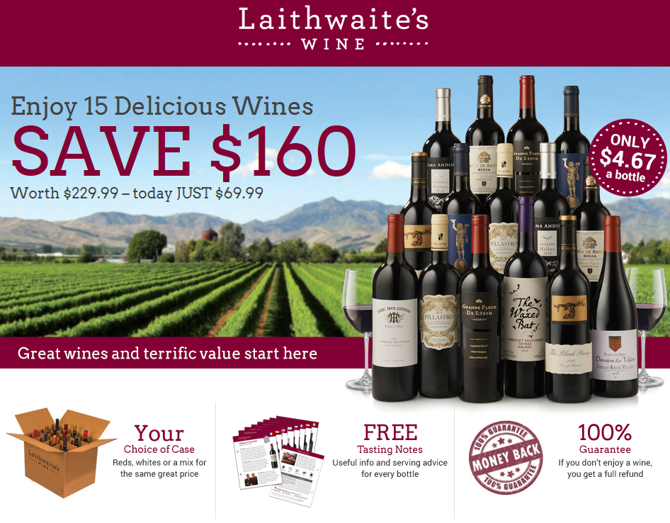 Laithwaites Wine Club