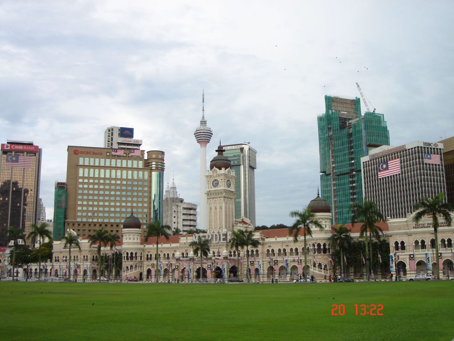 Travels in Malaysia and South Asia