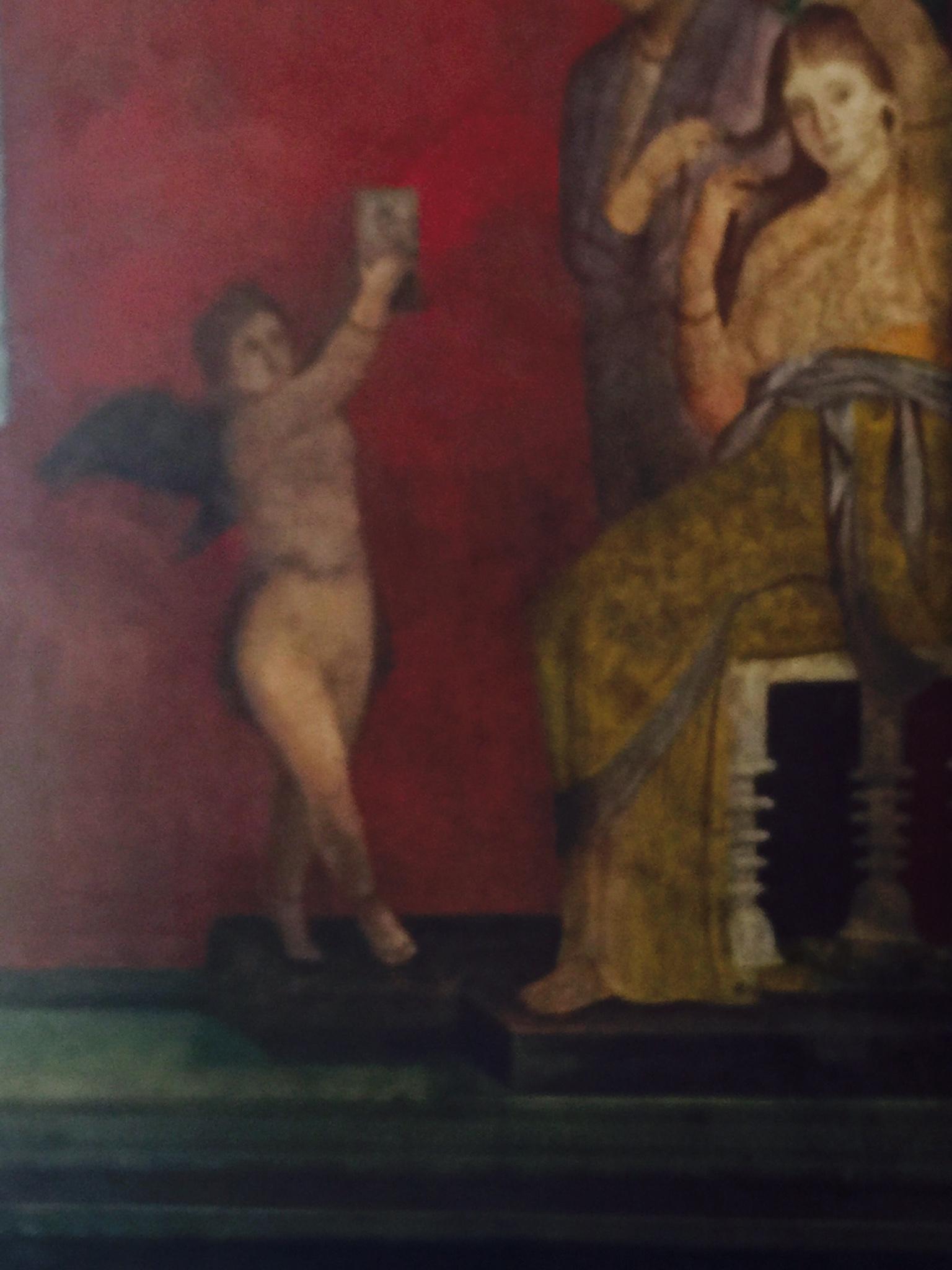 Sorrento to Pompeii - House of Fabius