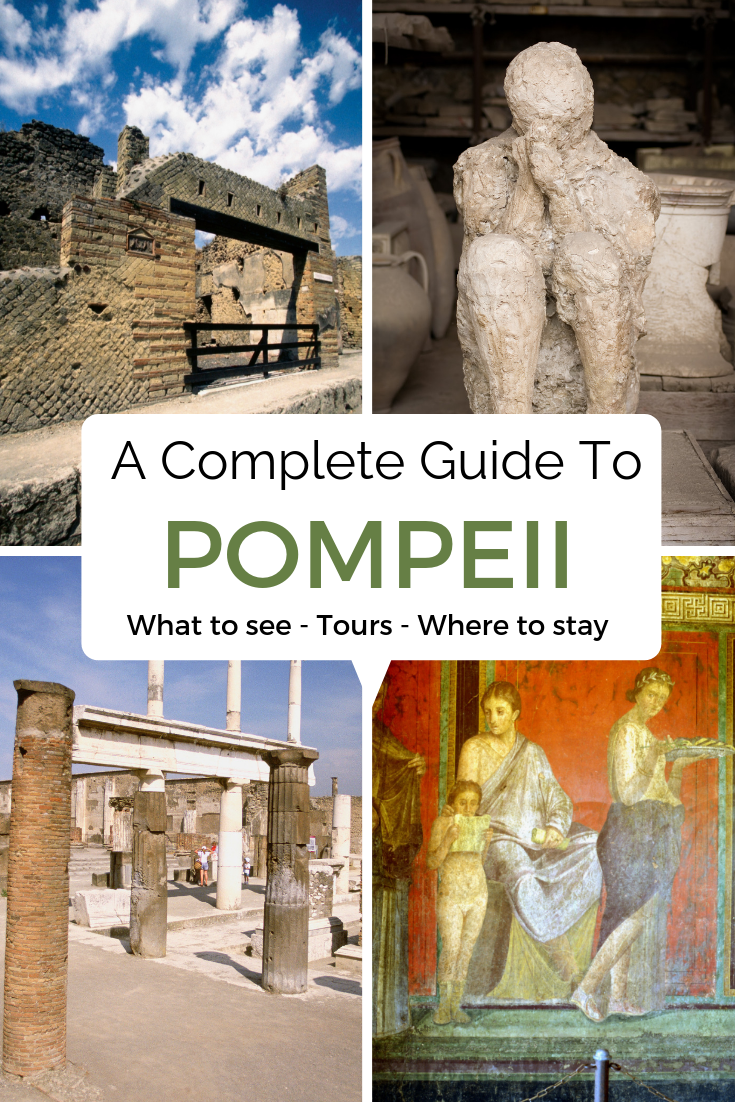 Guide To Pompeii | Ruins | roman ruins