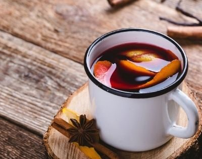 Mulled Wine Recioe