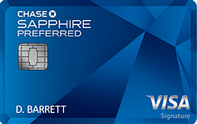 Best Credit Cards for Travel | Chase Sapphire