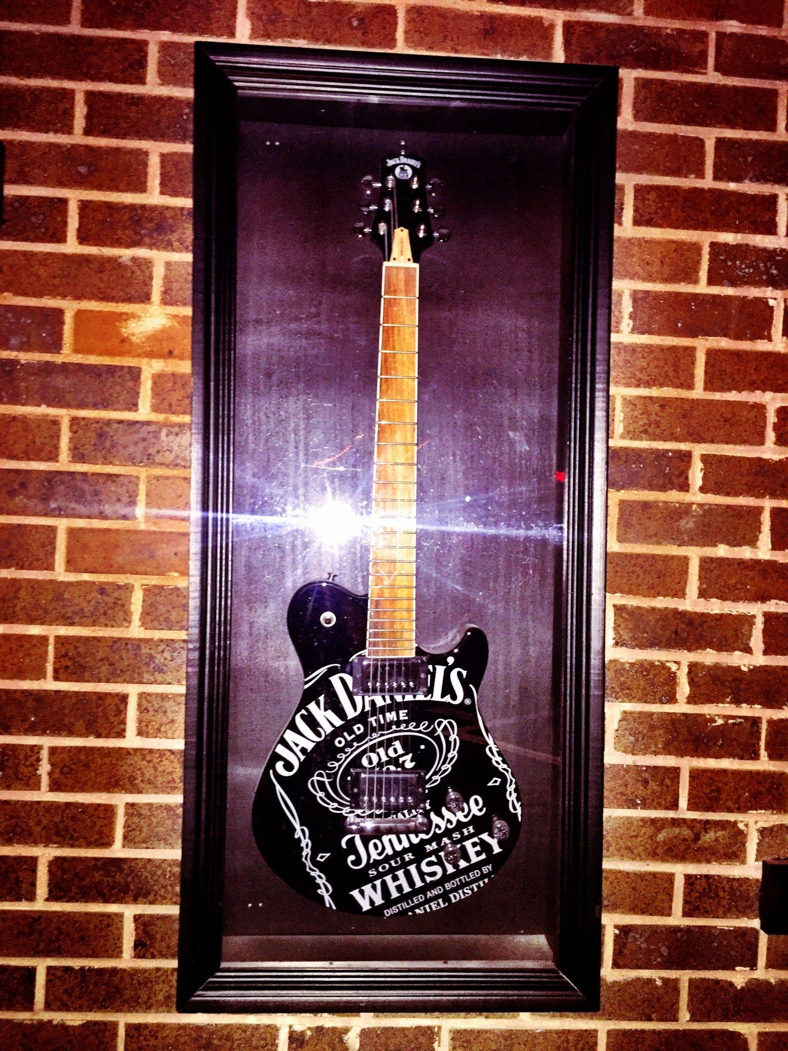 Whiskey Kitchen Guitar