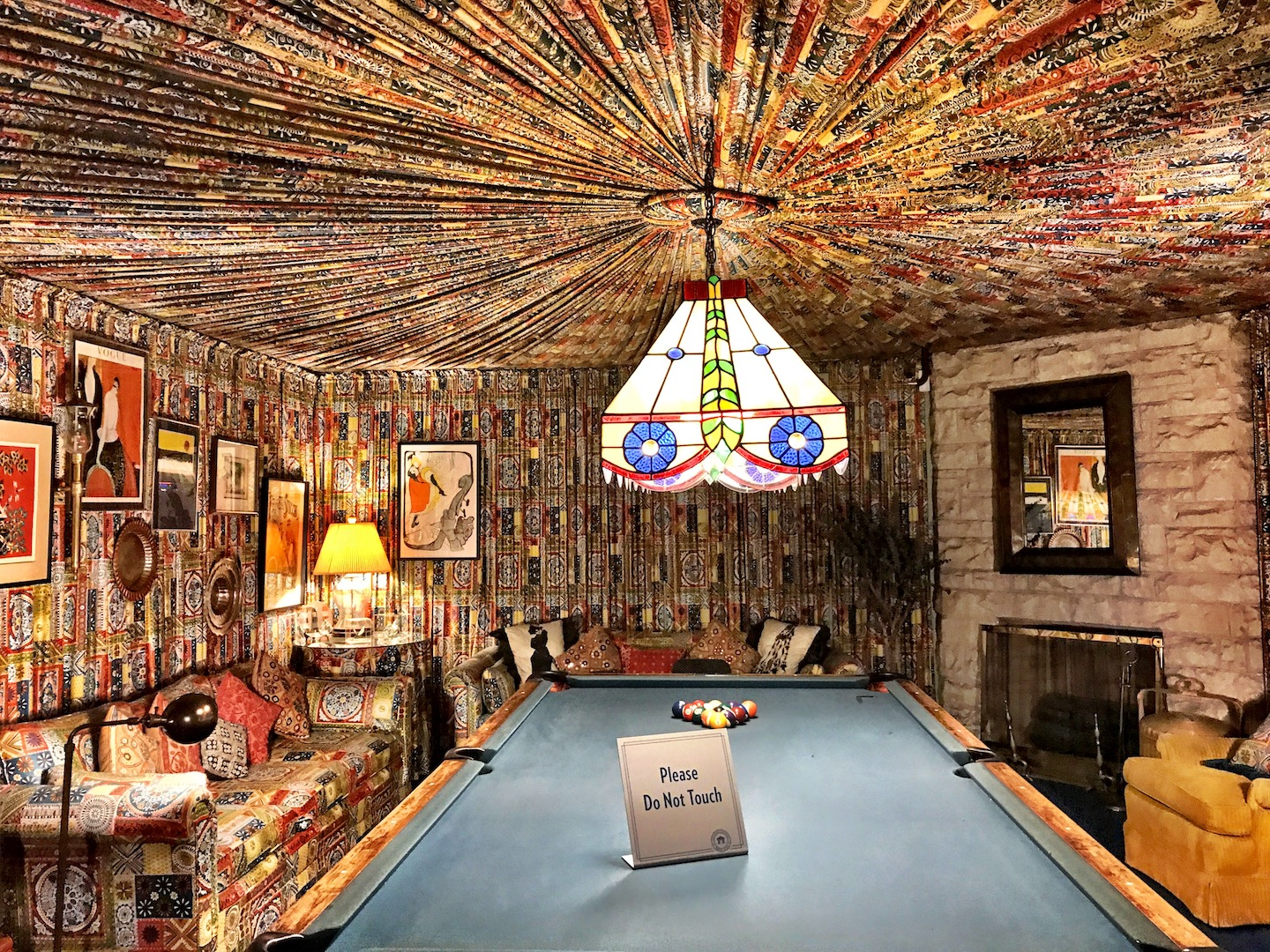 3 Days In Memphis | Graceland | Elvis Pool Room