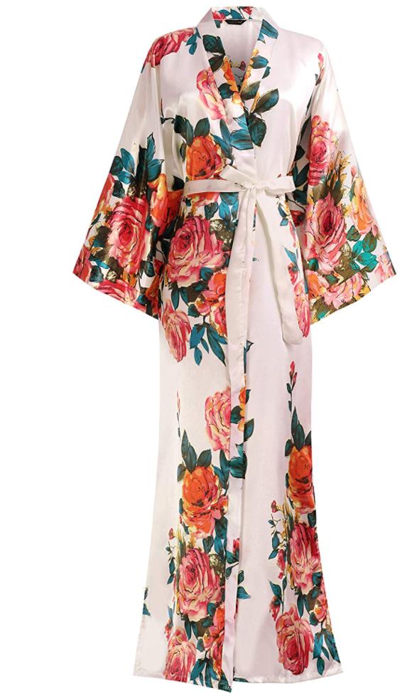 floral kimono Rob
