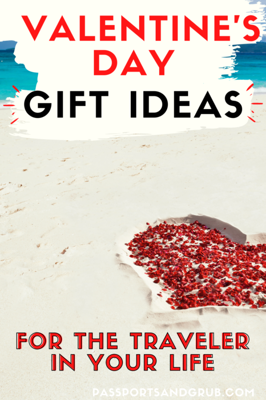 Valentine's Day Gift for travelers