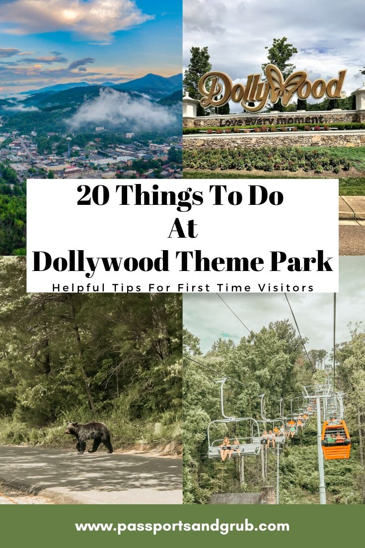 things to do at dollywood - Pigeon Forge Tennessee