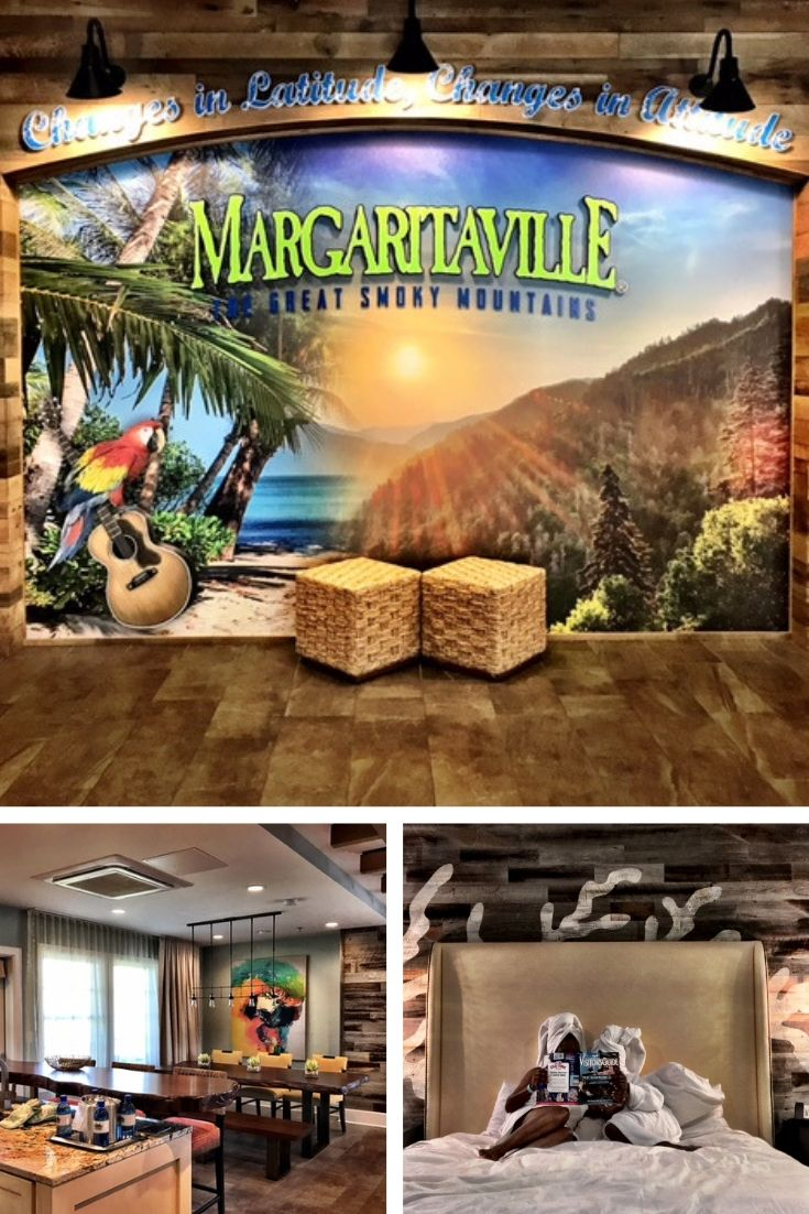 Margaritaville Hotel in Pigeon Forge