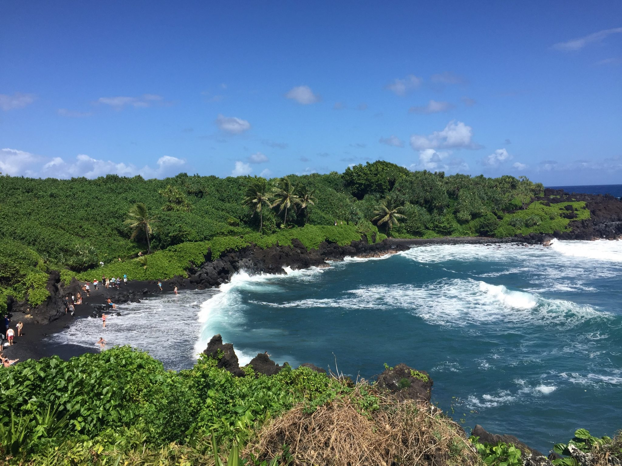 Road to Hana Stops | Blue Ocean