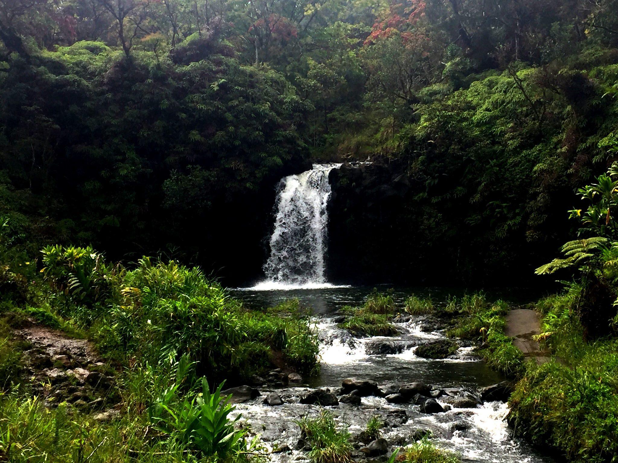 Road to Hana Stops | Waterfalls