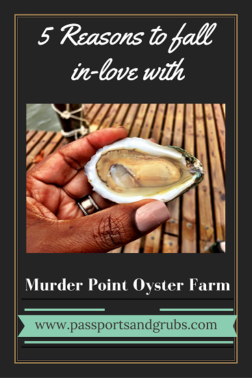 Murder Point Oyster Farm
