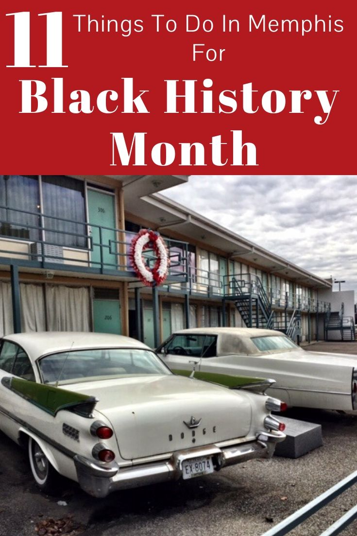 Things to do in Memphis for Black History Month