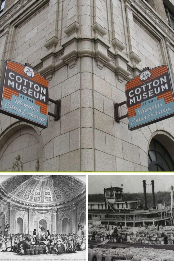 Memphis Cotton Exchange Memphis - Black History of Memphis