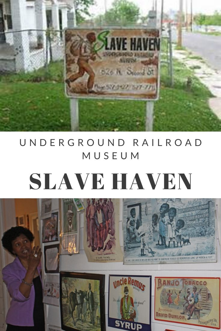 Slaven Haven in Memphis - Black History in Memphis