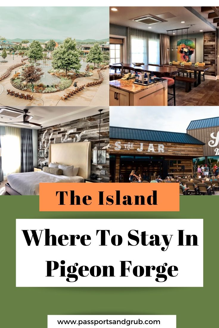 Where To Stay in Pigeon Forge