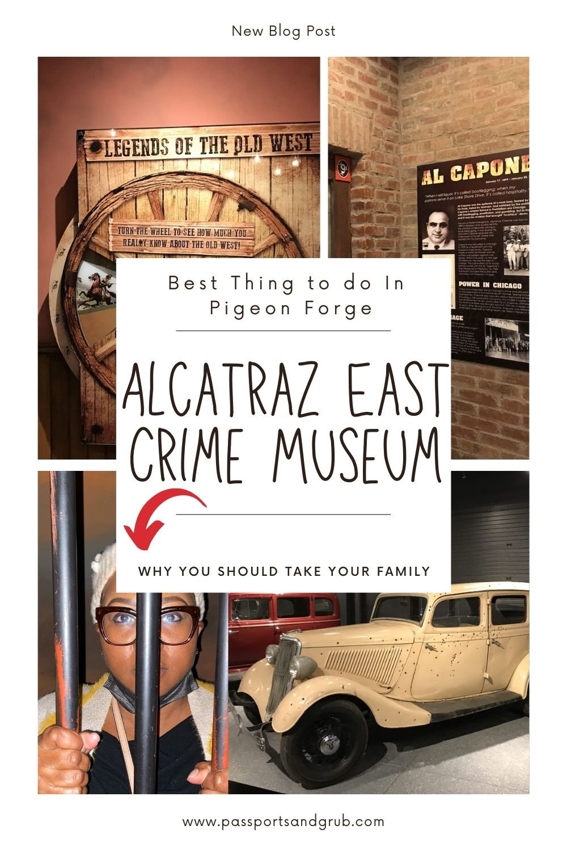 Alcatraz Crime Museum