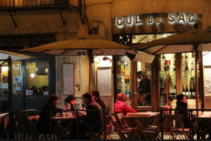 Cul de Sac Wine Bar