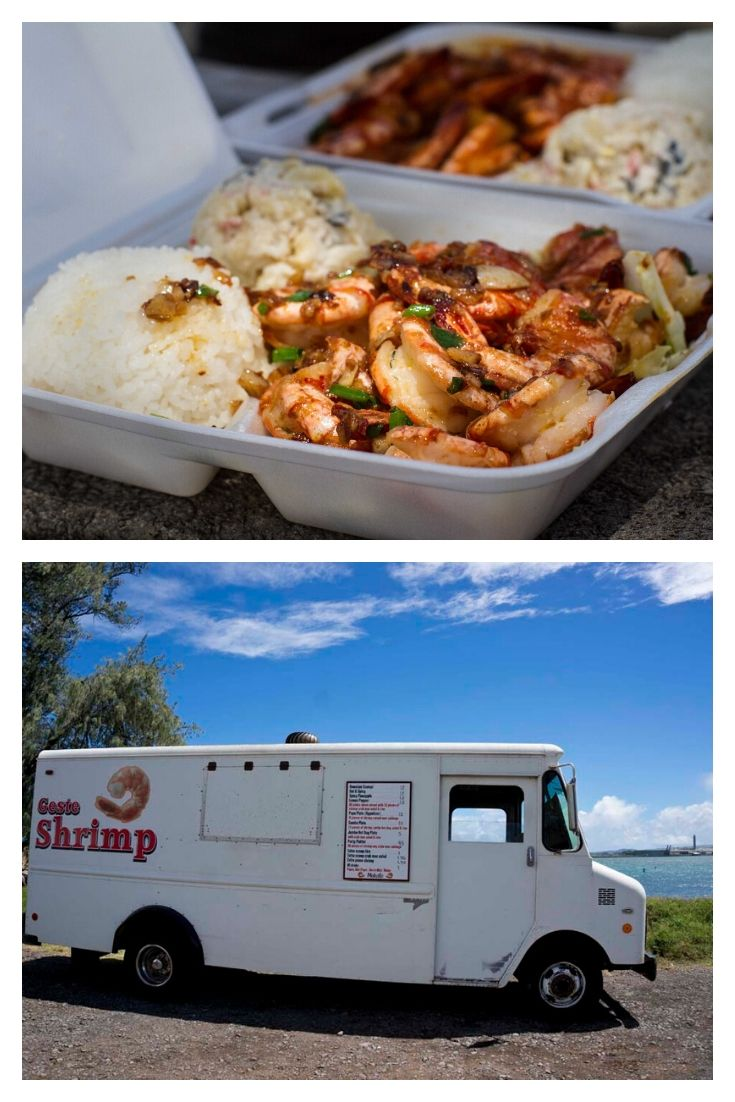 Geste Food Truck - Where to eat in Maui