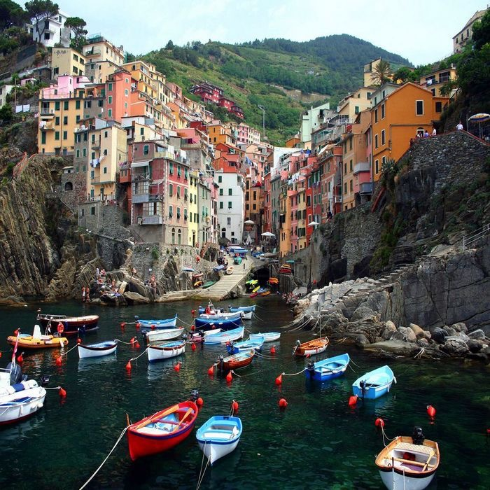image of Cinque Terre Italy | day trips from Florence