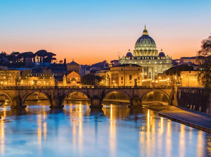 Vatican City After Dark