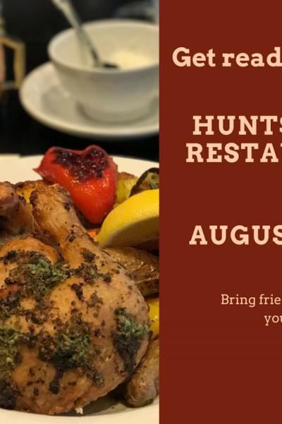 Huntsville Restaurant Week!