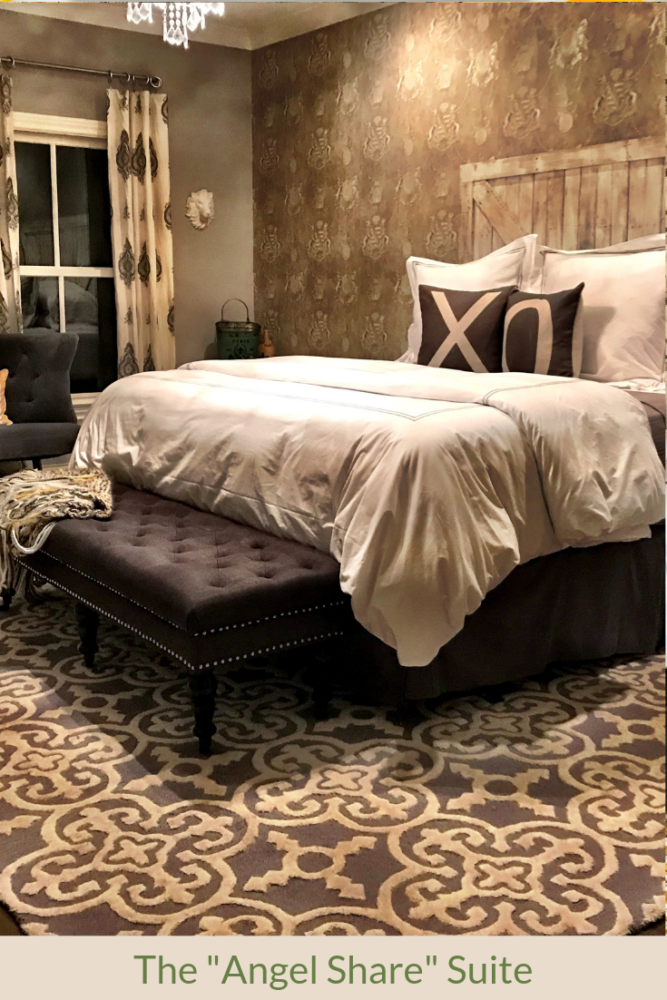 The Angel Share Suite | Best Bed n Breakfast in Louisville