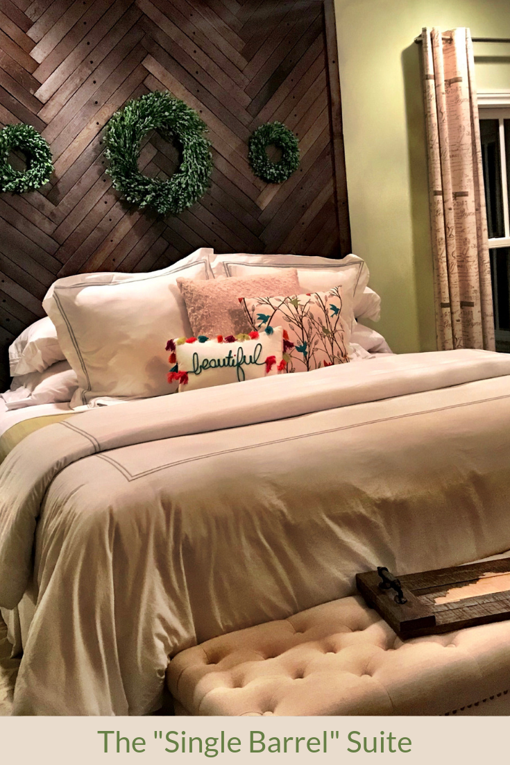 The Single Barrel Suite | Best Bed n Breakfast in Louisville