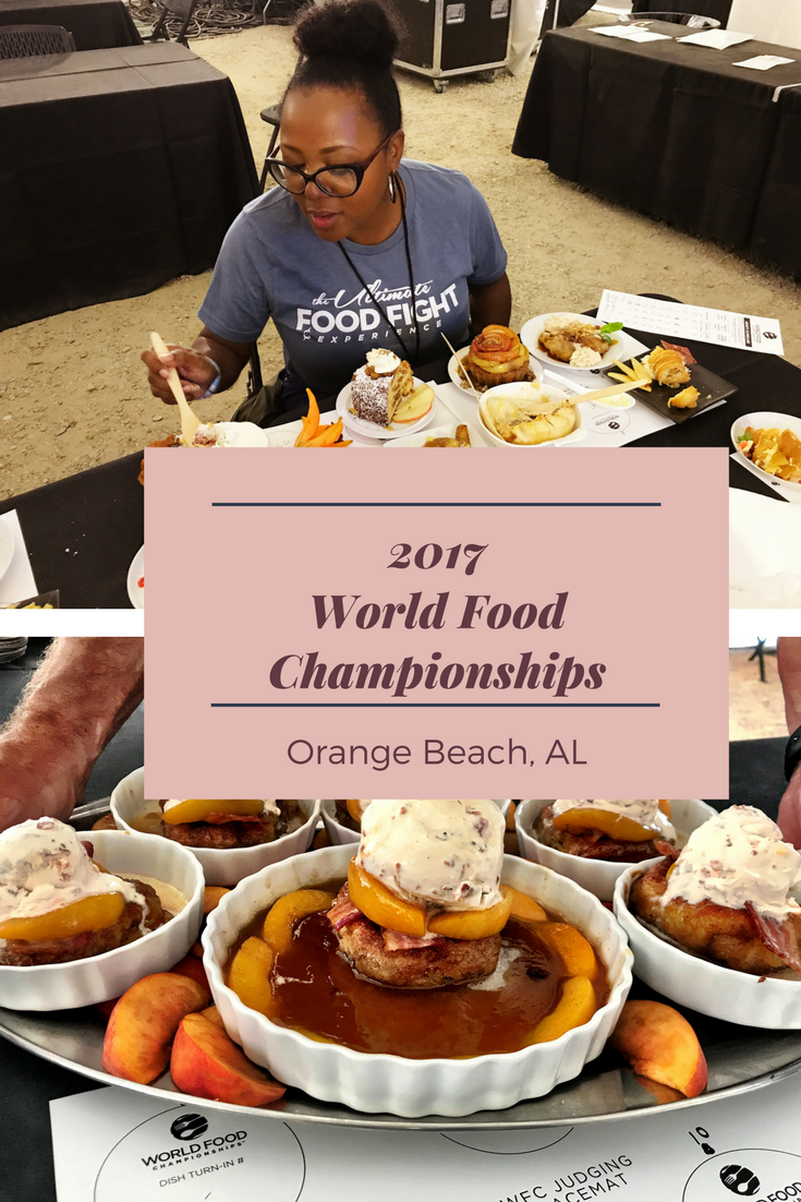 World Food Championships in Orange Beach, AL