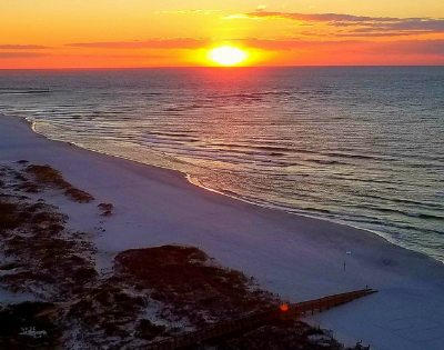 Sunset in Gulf Shores