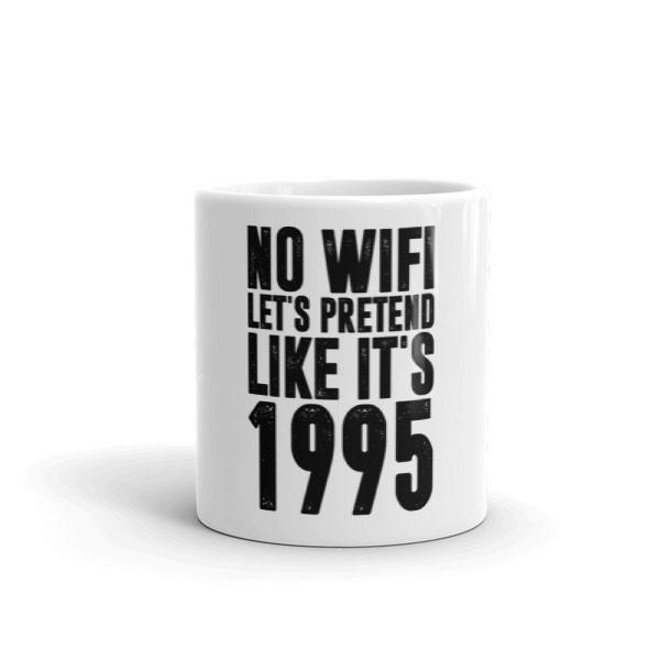 Graphic Coffee Mug