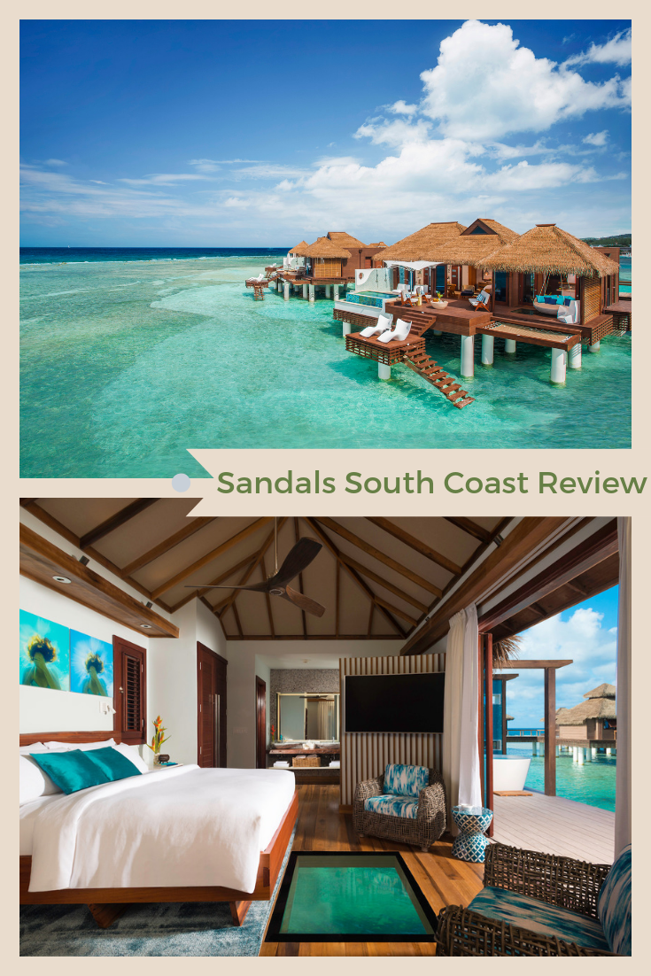 Sandals South Coast Review
