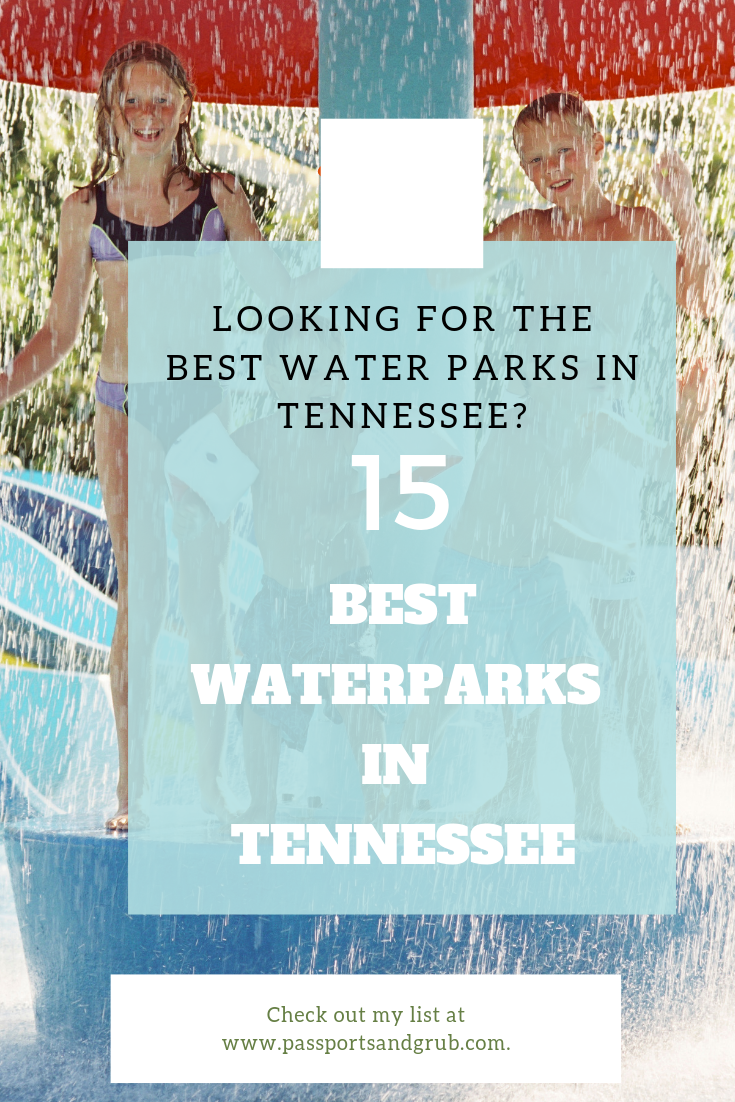 best waterparks in tennessee