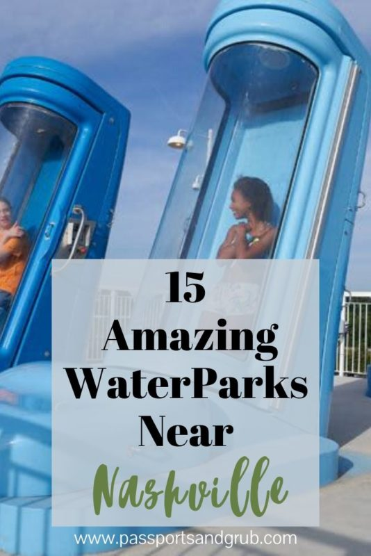 Waterparks in Tennessee