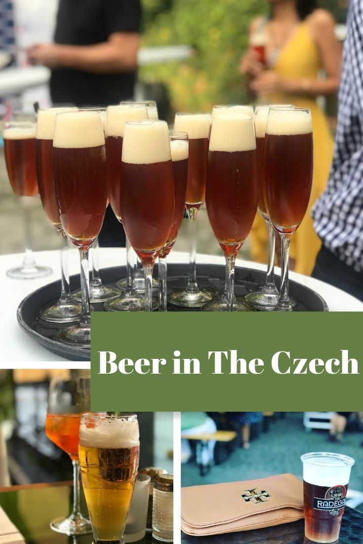 Beer in the Czech