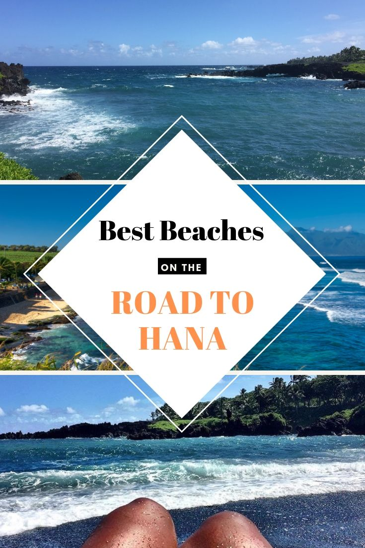 Best Beaches on the Road to Hana