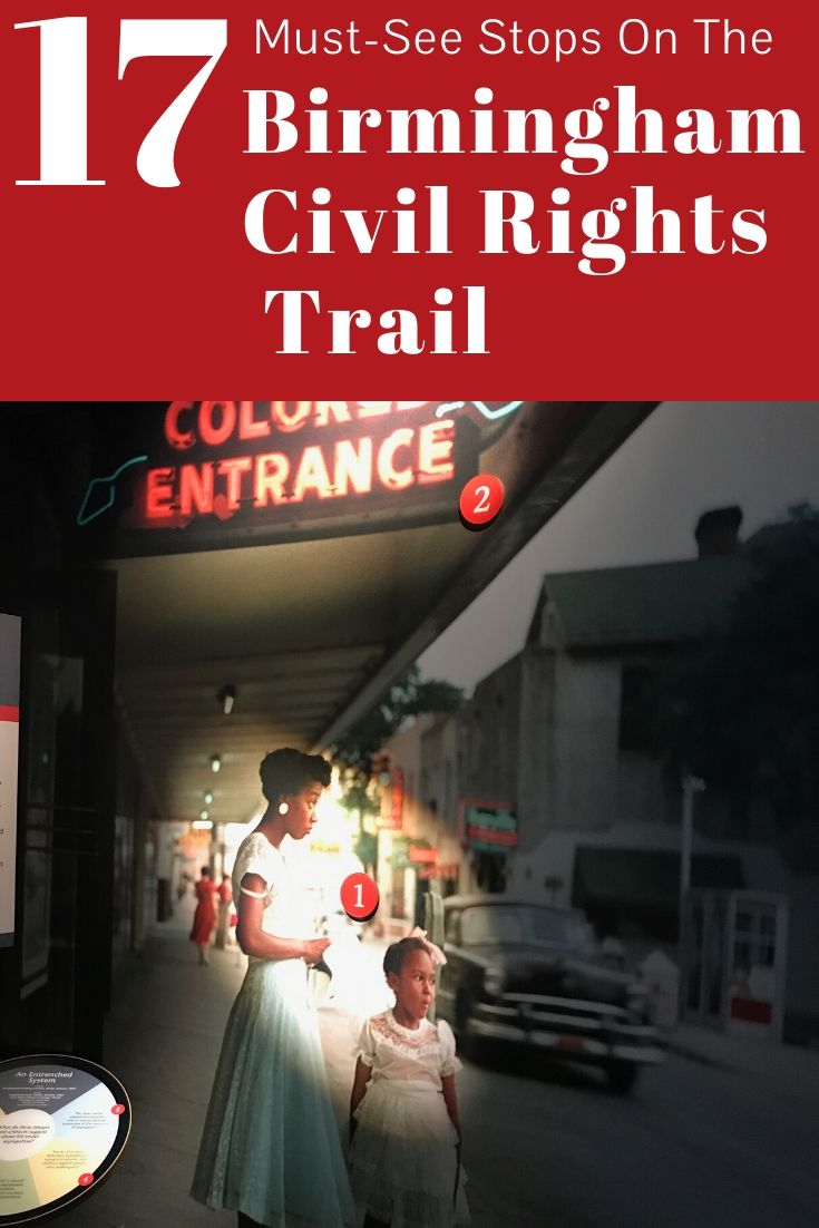 Black history Month - Civil rights trail