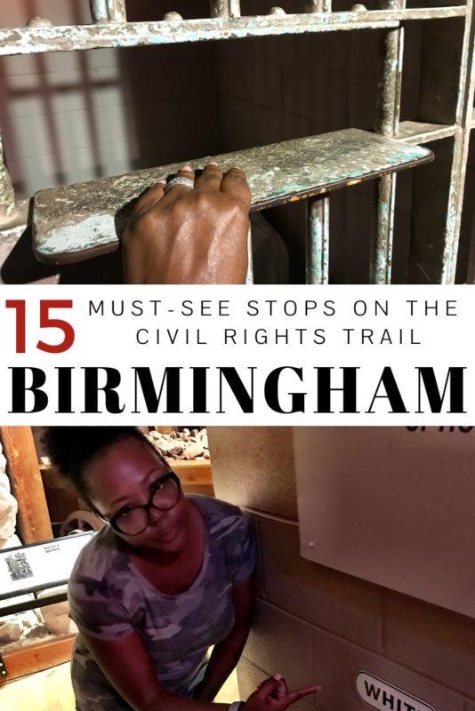 Civil Rights Trail - Birmingham