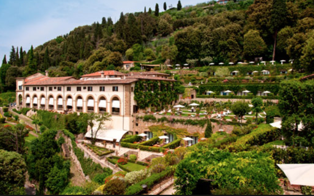 Belmond Hotel in Florence, Italy