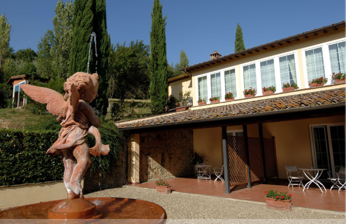 Relais hotels Florence Italy - Marignolle Relais & Charme - Official Site