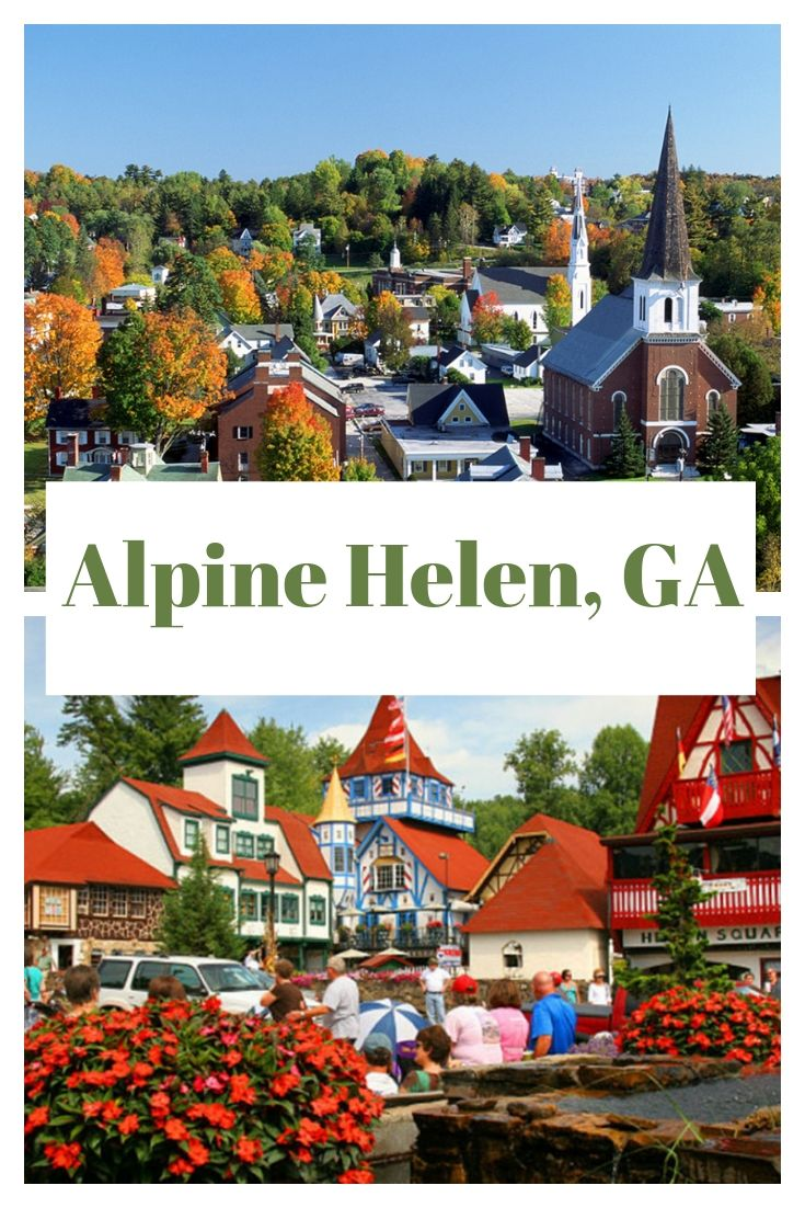 Alpine, GA | Where to go in September