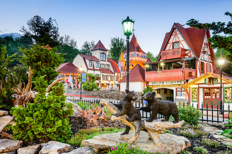 Best Places To Travel This Place   Helen, GA