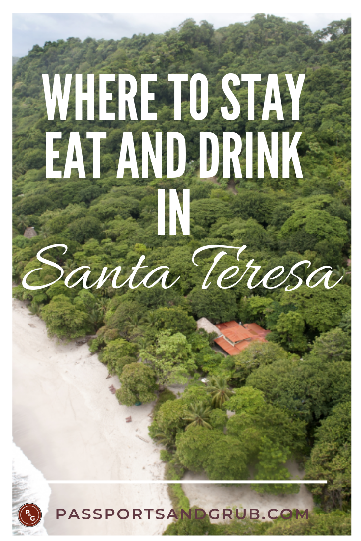 What to do in Santa Teresa Costa Rica