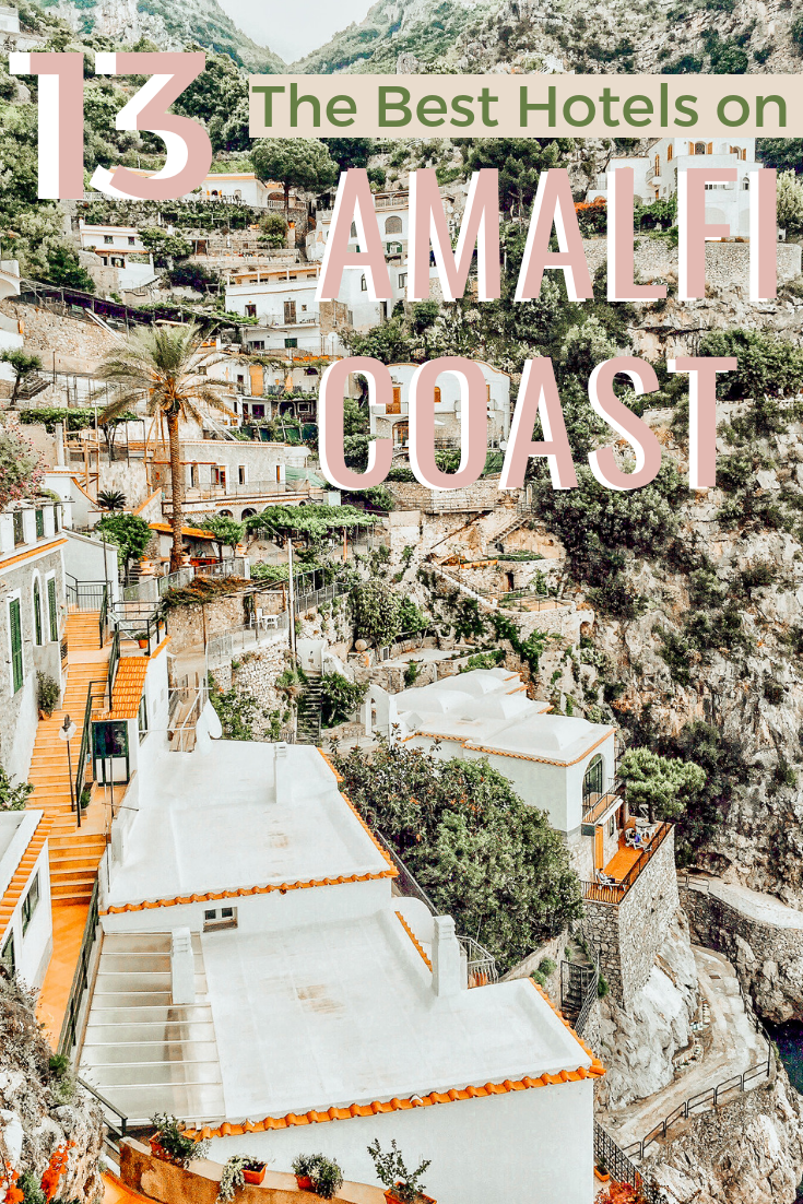 Best Hotels on Amalfi Coast