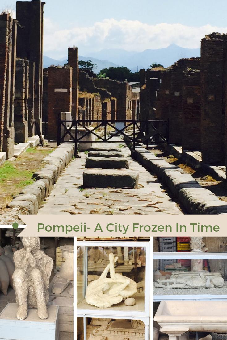 Pompeii - Day Trip from Amalfi Coast