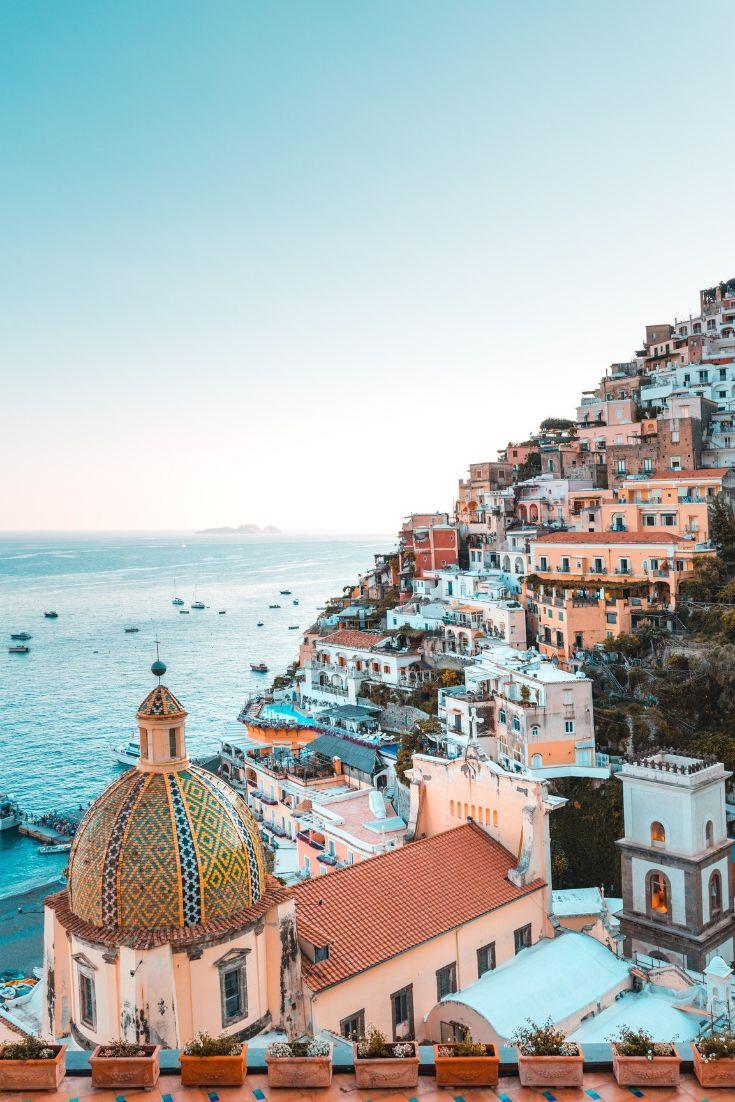 Visit Amalfi Coast