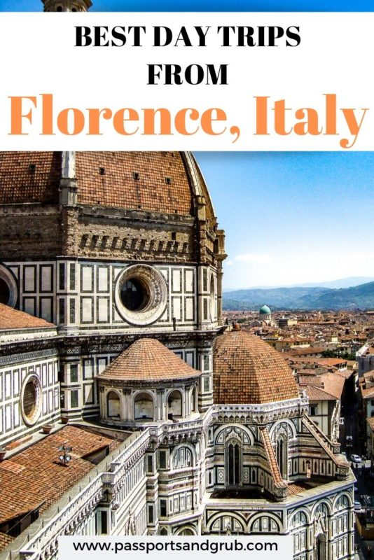 Day Trips from Florence, Italy