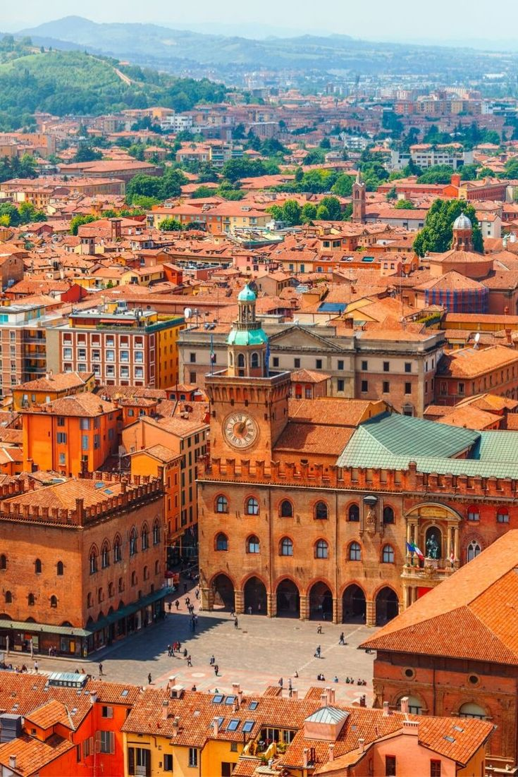 Bologna, Italy - Things to see in Italy