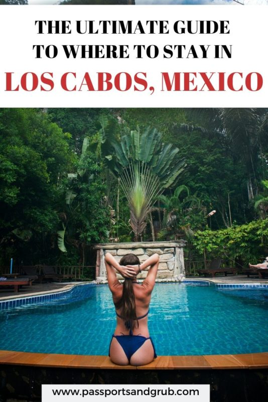 All-inclusive hotels in Cabo San