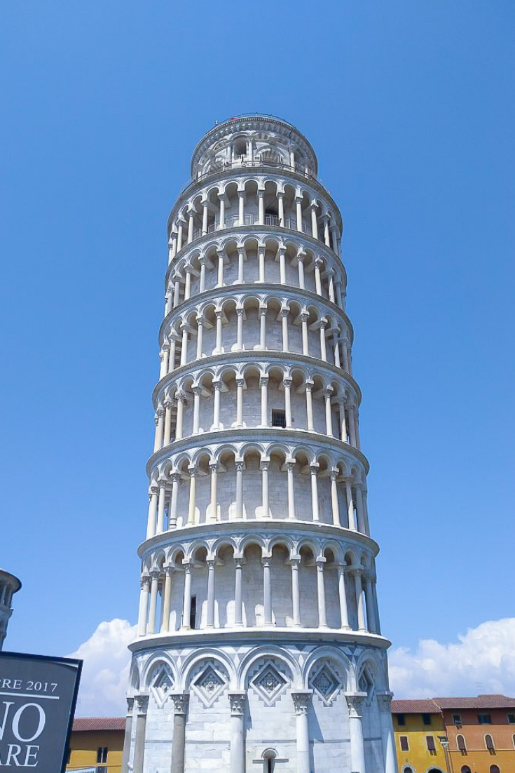 Day Trips From Florence | Leaning Tower of Pisa