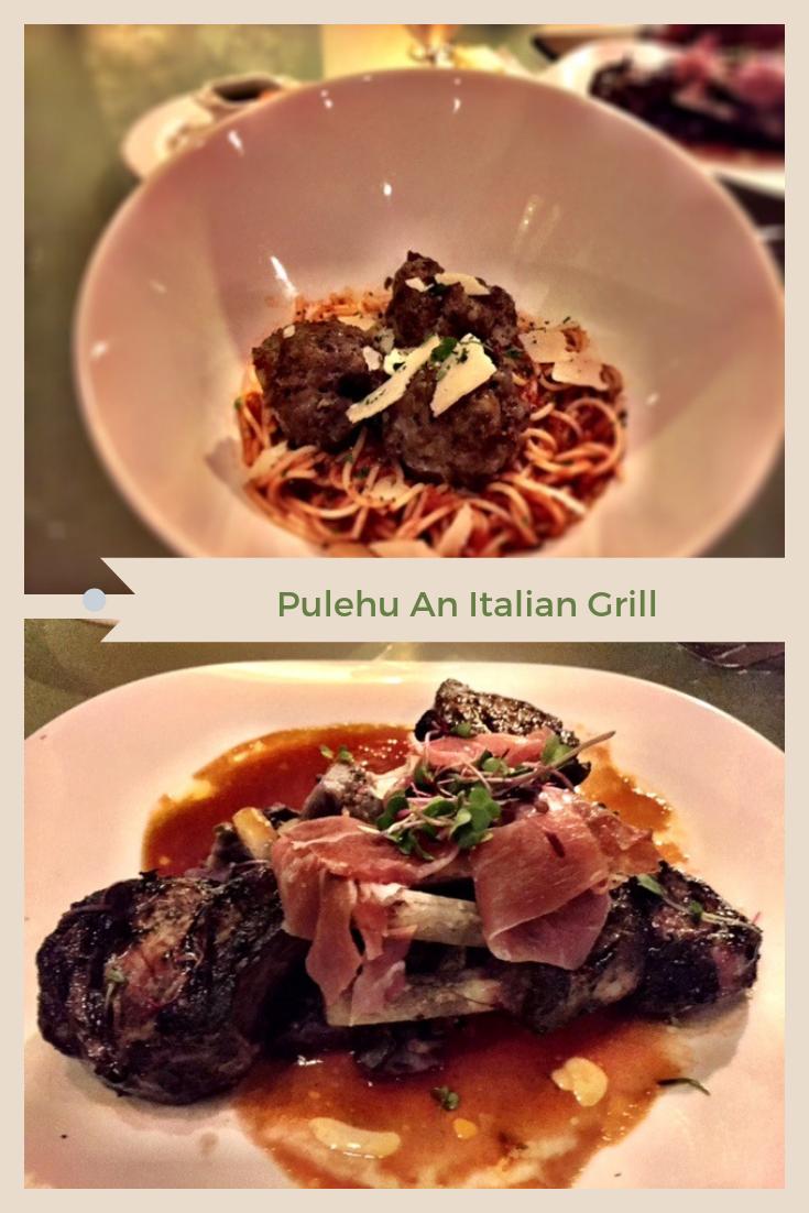 Pulehu Italian Grill